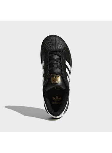adidas Adidas Ba8379 Unisex Çocuk Günlük Ayakkabı Superstar Siyah